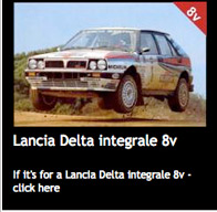 Tanc Barratt - Delta Integrale 8v